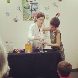 Fizz, Boom, POP!   Science Balloon Show at Alvarado Public Library