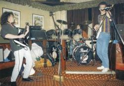 Simon Cookson Band - look out Satch !