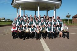 Broadstairs Bandstand - June 2015