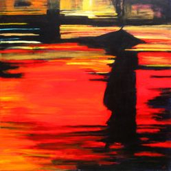 """China Town (SOLD)"""