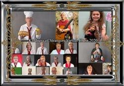 """Kindness of Strangers"" Virtual Choir"