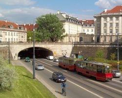 The Stare Miasto Underpass