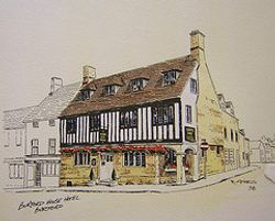 Burford House Hotel Oxfordshire