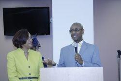Honoree Dr. Johnathan Henderson