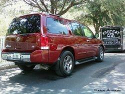 Lisa G.--------Nissan Armada
