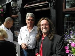 Rollerball Rocco, Steve Curtis