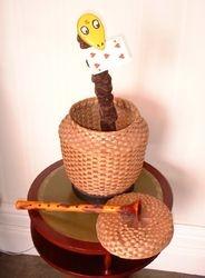 Abbott's Snake Basket.