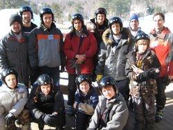 Skiing trip to Gunstock