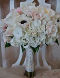 Heather Spung Bridal Bouquet