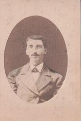 """Henry """"Harry"""" Shingler (1862-1883)"""