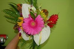 Rayanna Sutton Bridal Bouquet