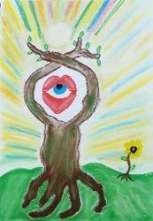 Chris Peters - psychic art lesson 2
