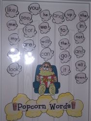 Our Sight Word Wall