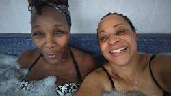 Club Ladyday's Andrea & Sandra