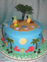 Tropical Cake 2