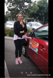 Pass First Time at Melton VicRoads !! Well Done Shagufa | Southbank | Hillside | Northcote | Coburg