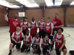 Mesquite 12U D2 Basketball 2013 Champions