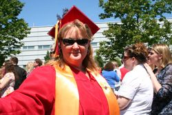 ADN Graduation from WCCC with honors