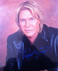 Patrick Juvet autograph.