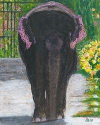 Lakshmi - The Oberoi Vanyavilas, Ranthambhore