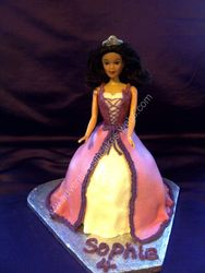 Princess Cake (Gluten Free)