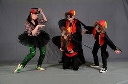 WierdWard the Wicked & Her Monkies