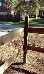 custom made fence caps