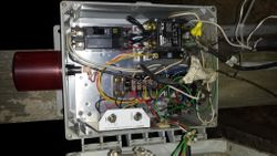 control panel replacement