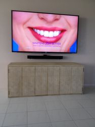 TV and Sounder mounted - Coconut Creek