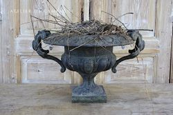 #28/069 FRENCH BLACK URN