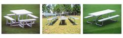 Outdoor Benches & Tables