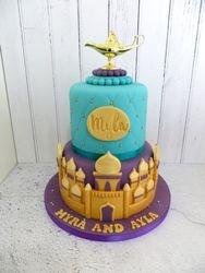 Aladdin Birthday Cake