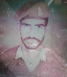 Shaheed Manzor Hussain (Walad Ghulam Haider)