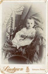 J. A. Lindgren, photographer of Cleburne, TX