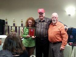 Murdocks receive President's Award