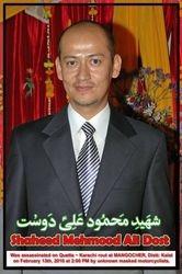 Shaheed Mehmood Ali Dost