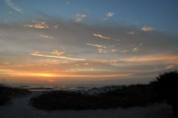 Indian Shores Sunset 1