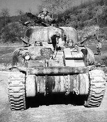 M4A1 Sherman: