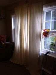 Lined Curtains #1-2