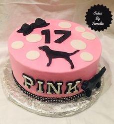 Victotoria Secret Pink Cakes