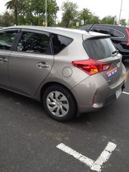 Driving School Essendon - Toyota Corolla Hatch -  Automatic Transmission