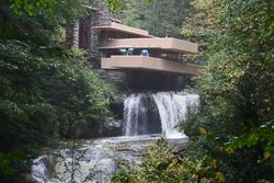 Fallingwater, Mill Run Pennsylvania
