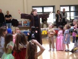 Bob Nicholson in Tyne & Wear as Danijel feeling the force...