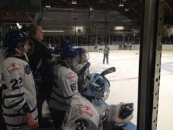 Furies bench