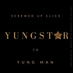 Yungstar of The Screwed Up Click