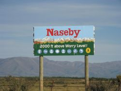 Welcome to Naseby