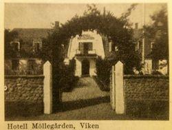 Hotell Mollegarden 1941