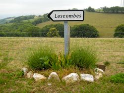 Lascombes Sign 'before'