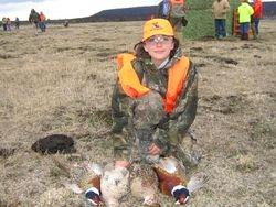 2010 Youth Pheasant Hunt