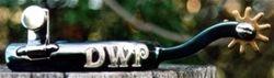 DWP blued spur